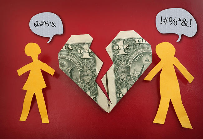 Break up over money, will love bring us back?
