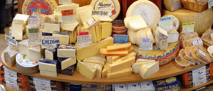 Favorite Cheese?