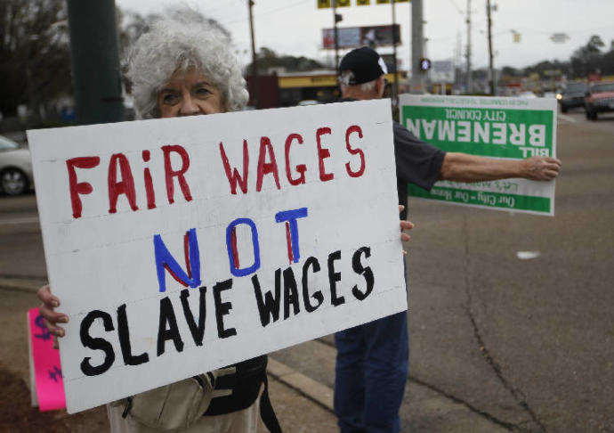 Do you support raising the minimum wage to 15 dollars an hour?