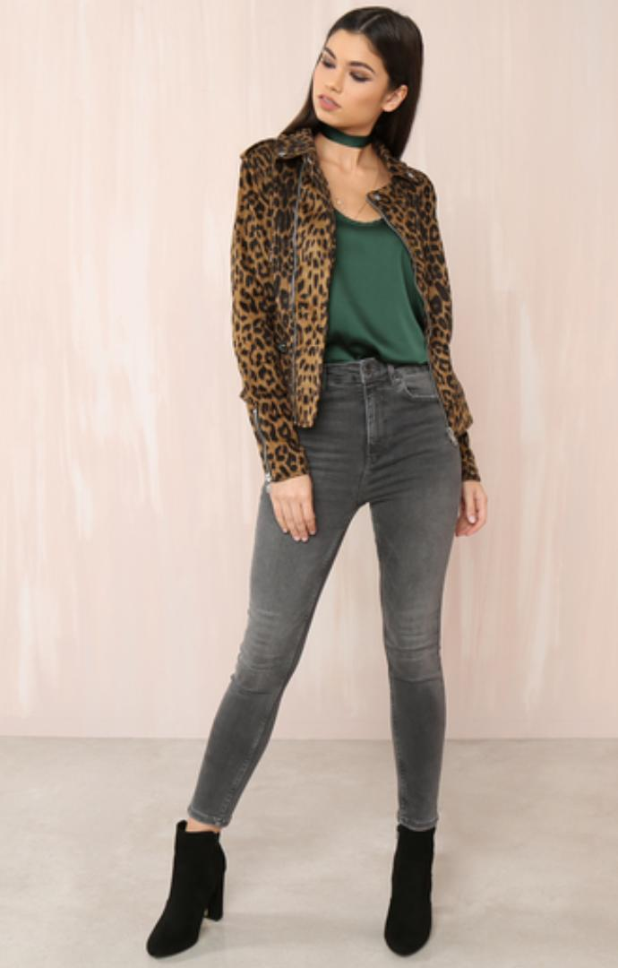 Animal print yay or nay?