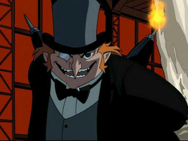 Who is your favorite villain??