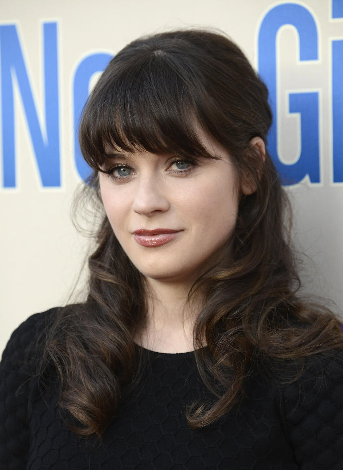 What do guys think of this hairstyle on girls (short bangs)?
