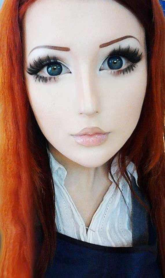 How do you feel about girls making themselves look like real-life anime characters?
