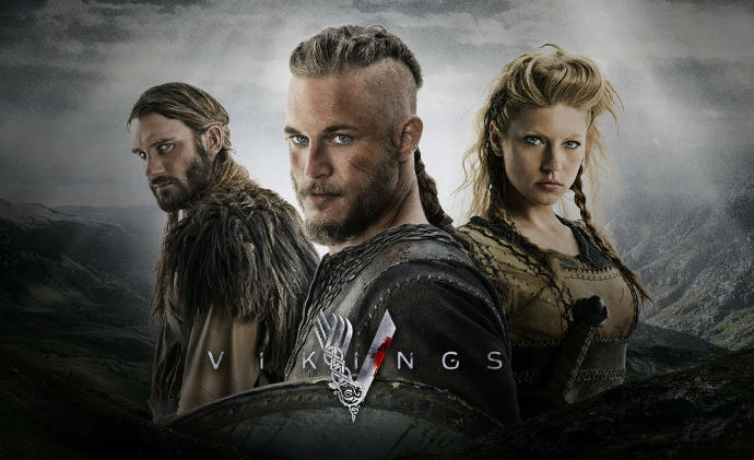 Anyone else watch the TV show VIKINGS on the History Channel?
