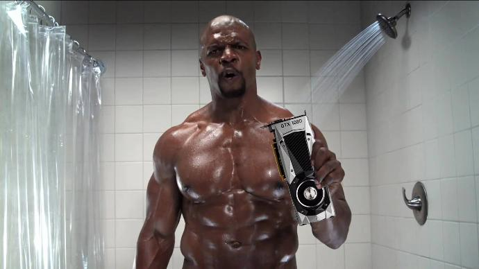PC gamers , do you accept terry crews as our new leader?