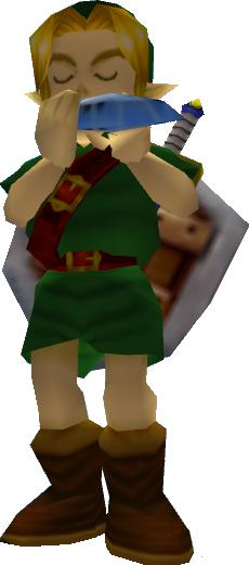 If the Ocarina from Legend of Zelda Majora's Mask was real with all the musical magic powers it had from the game, would you love to buy one?