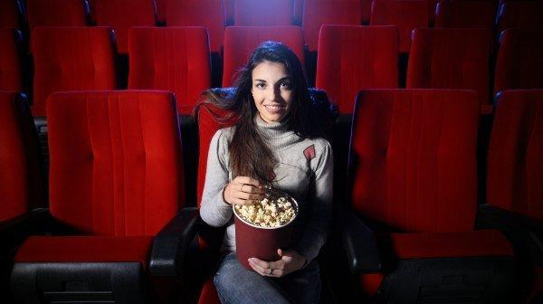 Have you ever went to watch a movie by yourself?  Please comment if you think it's weird or not weird to do this?