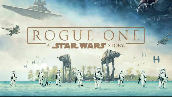 who's excited for rogue one??
