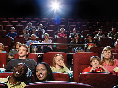 How do you feel about visiting the movie cinema?