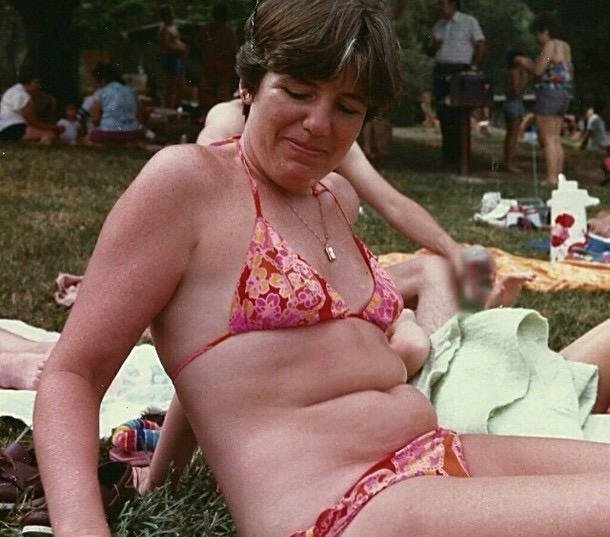 Should This Girl Wear a Bikini in Public?