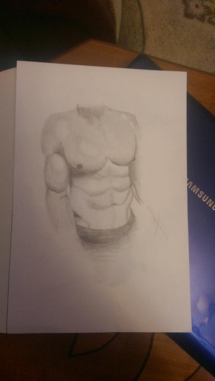Do you like my new sketch?