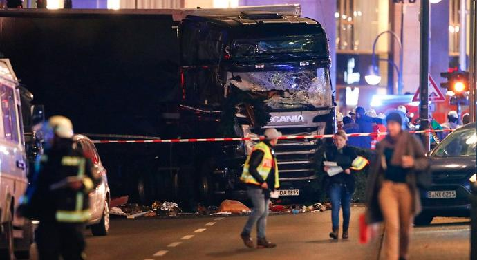 At least nine dead and many more wounded in a Berlin Christmas market. Hmm... Who could have possibly done that?