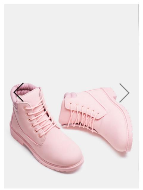 Are these shoes cute for a girl (pic)?