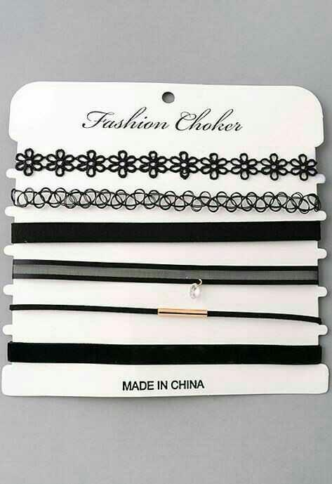 Guys<br />What do you think about these chockers??