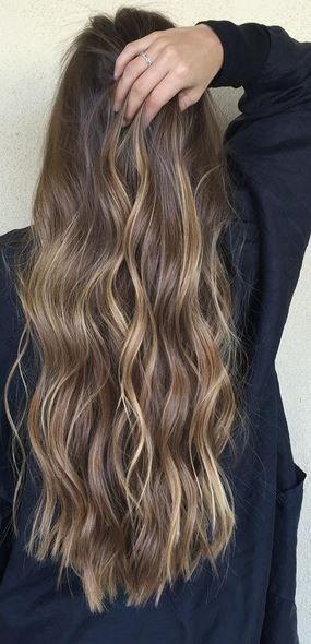 ideal hair length on a girl?