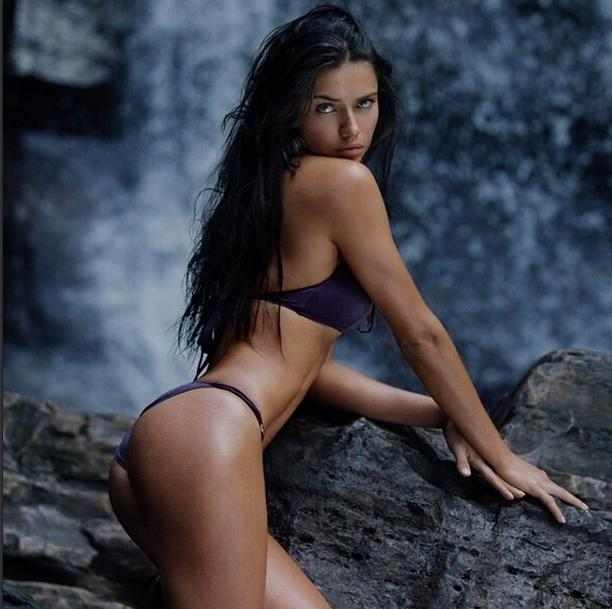Do you like Adriana Lima ?