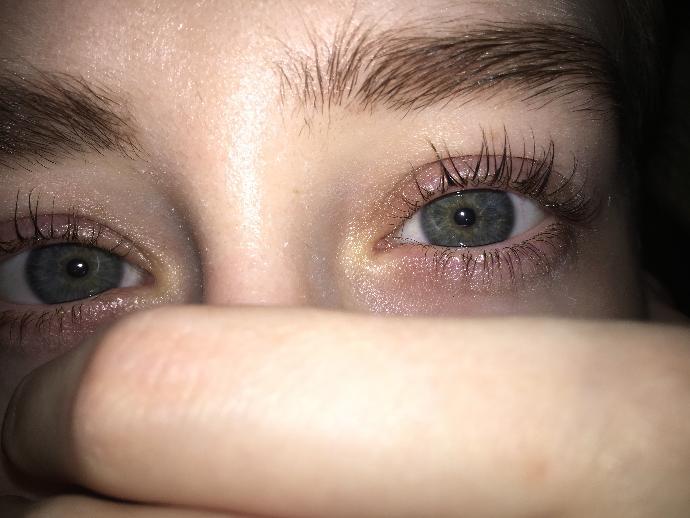 Do I have long eyelashes naturally?
