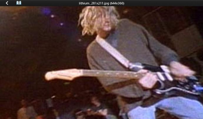 Have You Ever Heard Nirvana Lithium On The Radio?