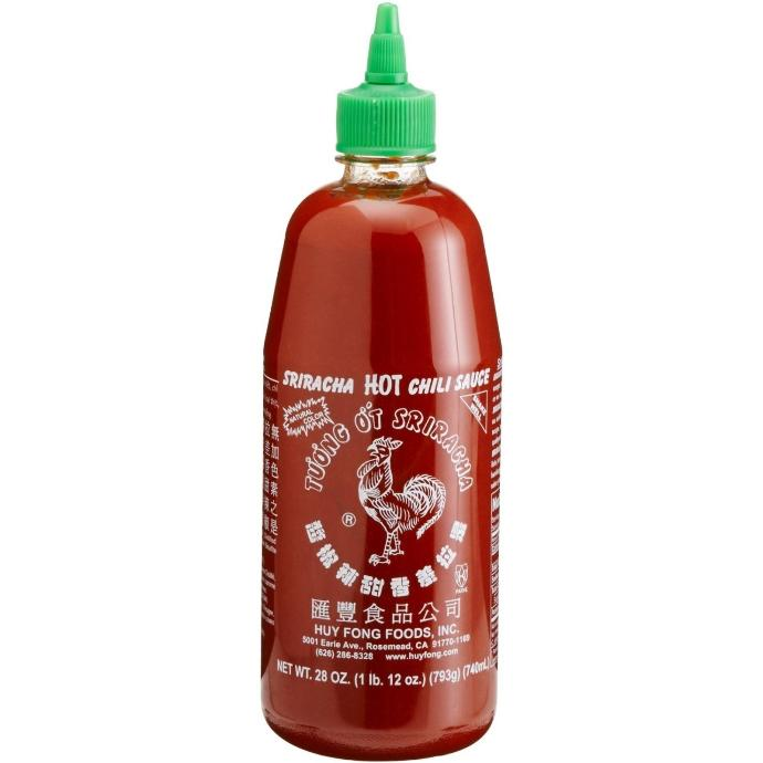 Do you have Sriracha at home?
