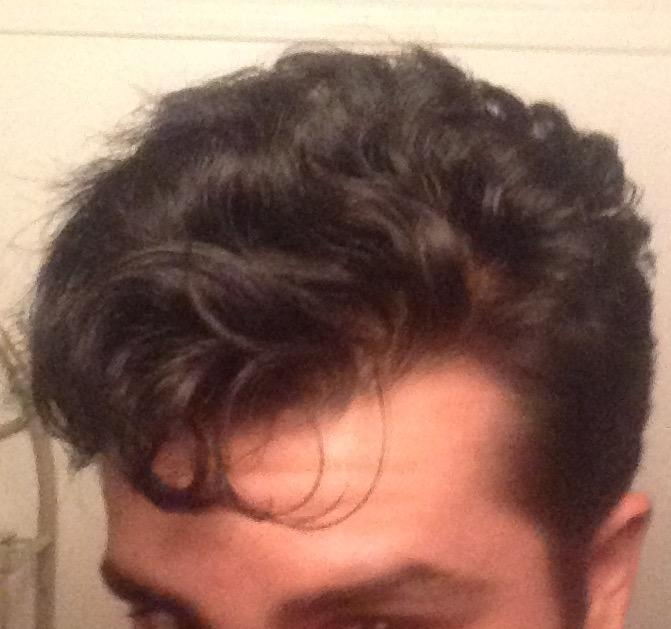 Does my hair look alright?