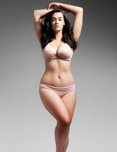 What do you think of this woman's body?