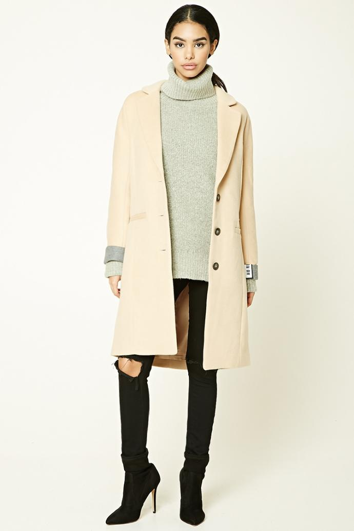How would you wear this coat?