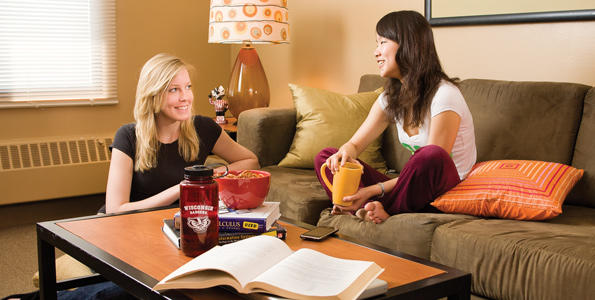 What do you prefer living with roommate or alone? Why?