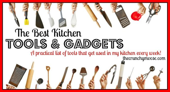 To those that cook, What is your favorite kitchen tool to use?