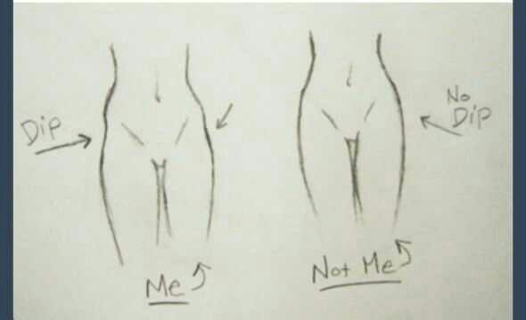 {Guys} What do you think about hip dips??