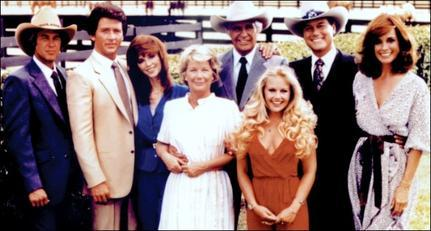 Does anyone remember the TV show Dallas?