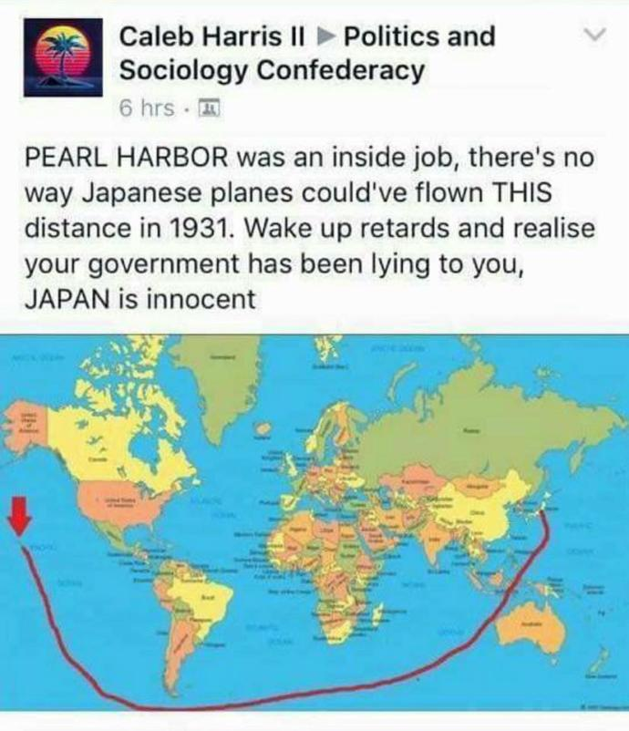 Was Pearl Harbor an inside job?