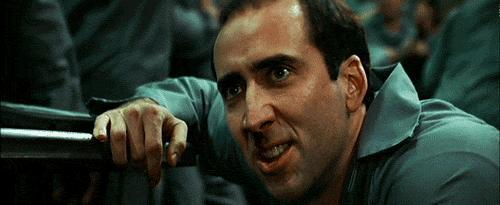 Do you think Nicolas Cage should just be in every movie?