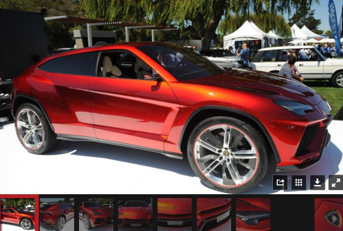 Is it just me or is the Lamborghini Urus (SUV) ugly?