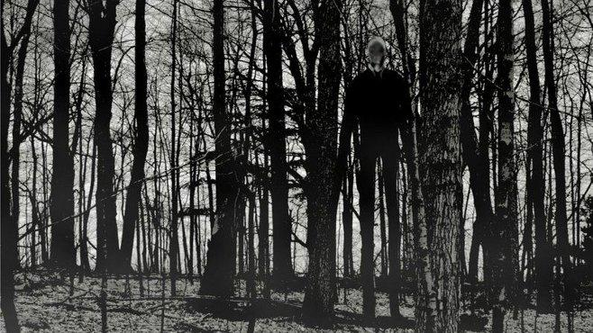 Did Slender Man ever scare you the first time reading internet stories of him?
