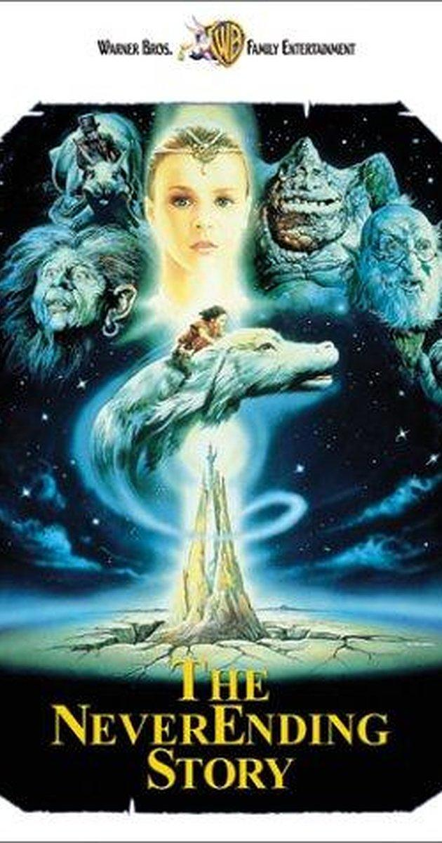 Have you ever seen the movie, The Neverending Story?