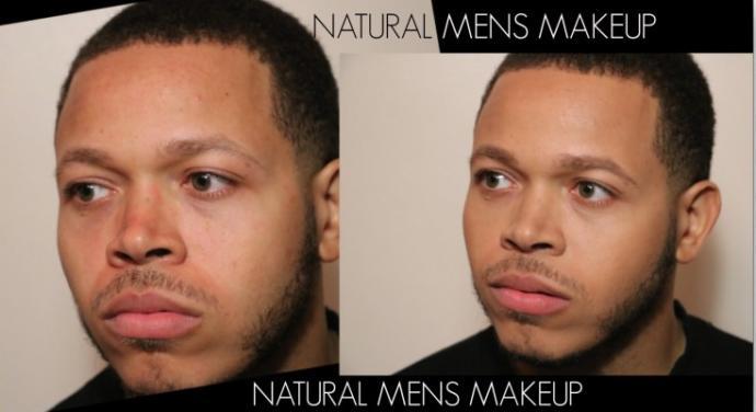 Girls, MEN AND MAKEUP?