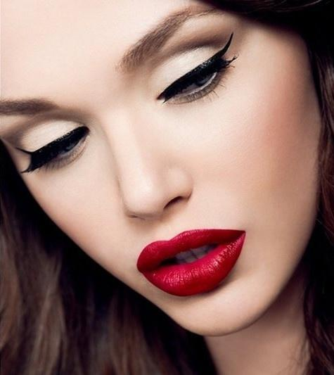 What do you really think of red lipstick?