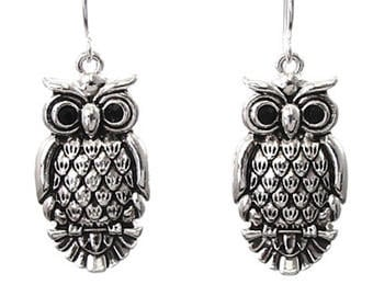 Do you think owl earring look pretty/cool?