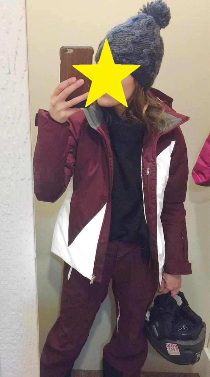 Would you wear ski clothes if it was socially acceptable?
