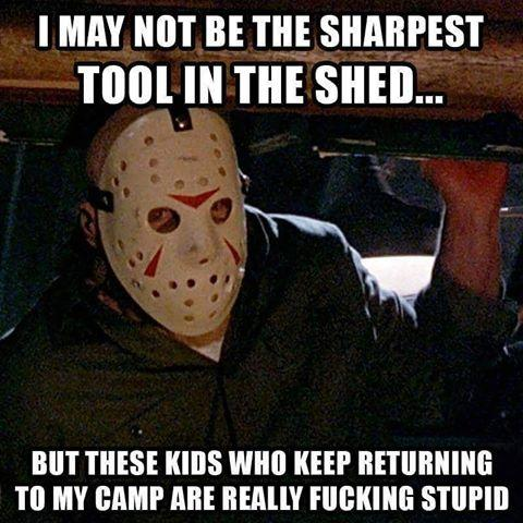 I want a slasher movie recommendation?