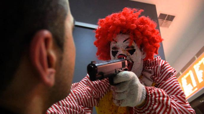 If Ronald McDonald forced you to order something to eat at McDonald's, what would you get?