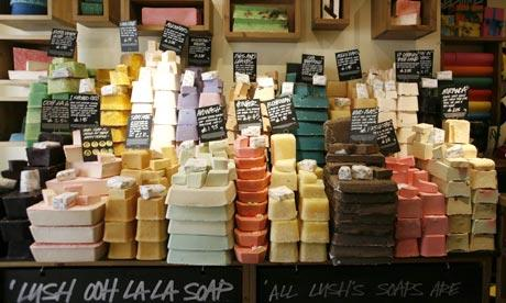 Lush: Is it too expensive for most people?