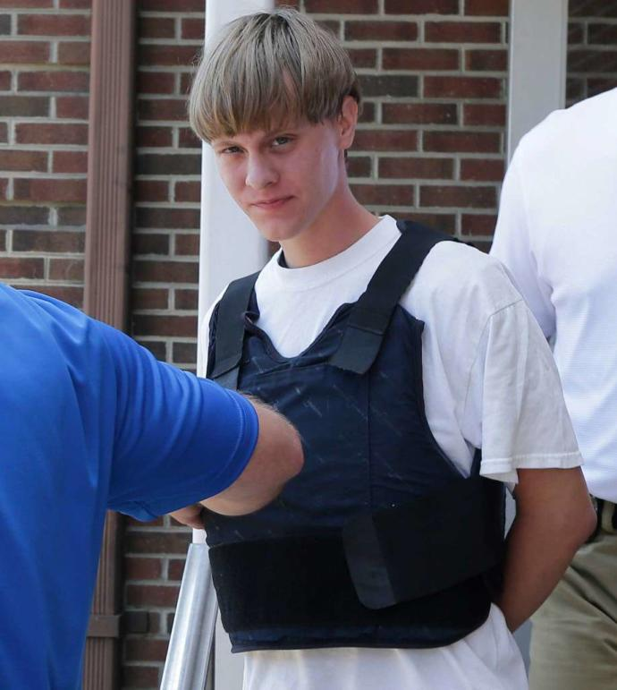 Dylann Roof gets the death sentence for killing 9 church goers.  Thoughts?