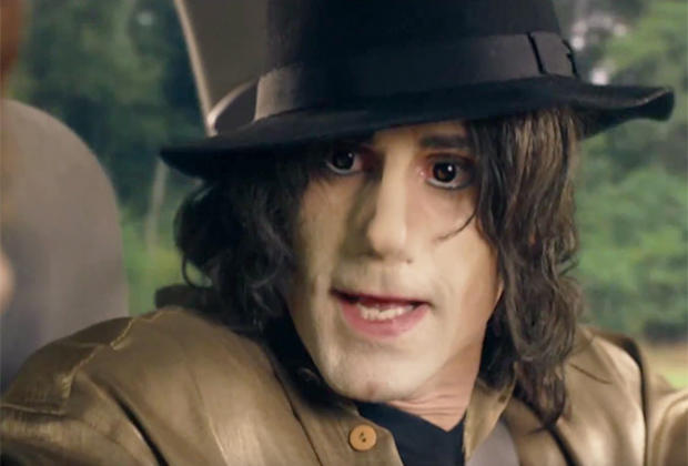 Is actor Joseph Fiennes playing Michael Jackson in a movie disrespectful or even racist?