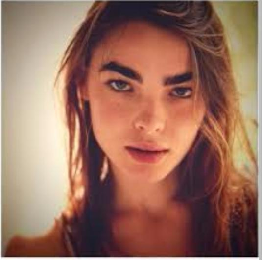 Are girls with thick eyebrows prettier?