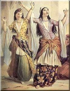 Girls, anyone else who's interested in belly-dancing, do you like the modern or traditional costumes more?