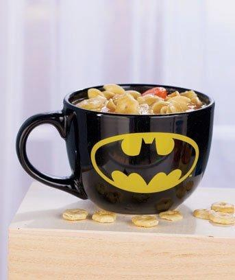 Have you ever eaten cereal out of something other than a bowl?