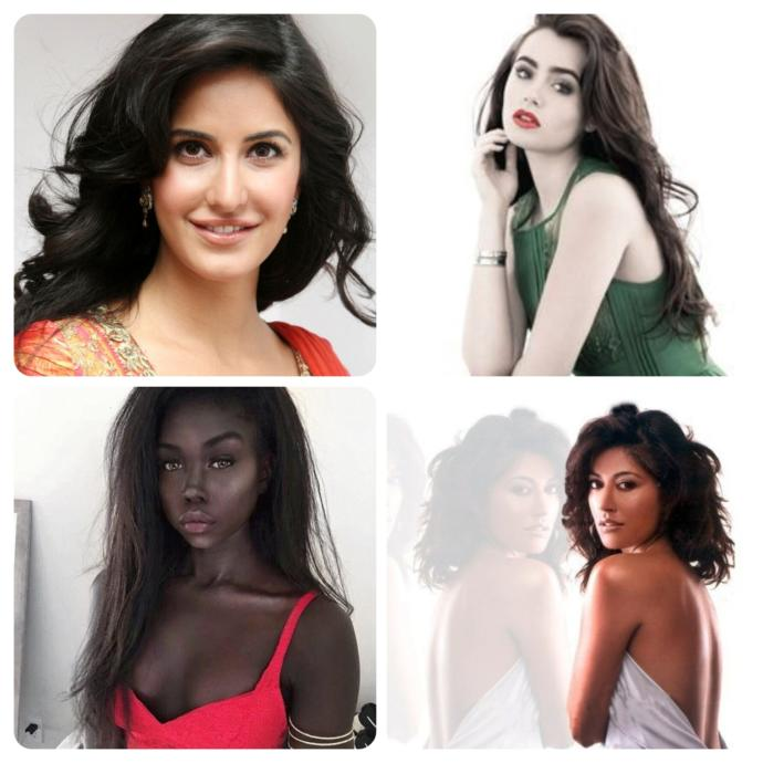 Guys??? Pickone?? Which woman do you find attractive??