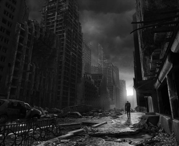 What would be your strategy for surviving an apocalyptic epidemic?