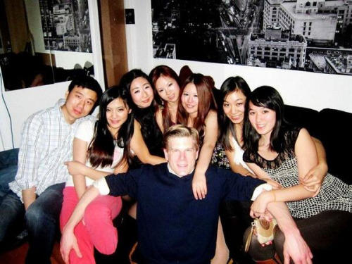 Why do Asian girls like white guys so much?